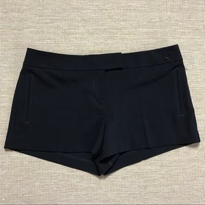 NEW The Limited Black Tailored Shorts 8